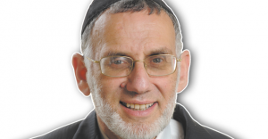Portrait du Rav Shaoul David Botschko
